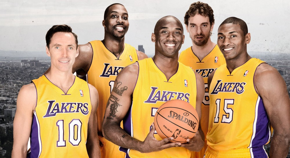 Lakers Nation